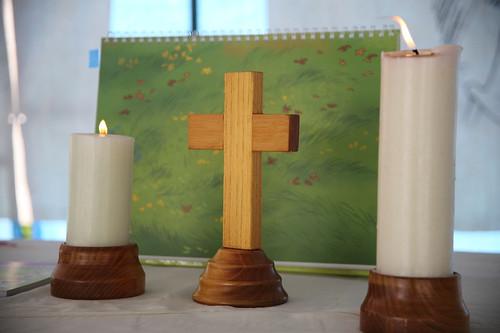 2018-09-30 Début de la messe