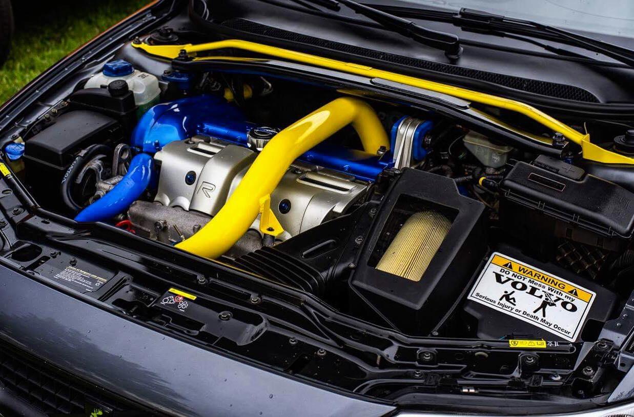 Boost Season - S60R/V70R : Volvo