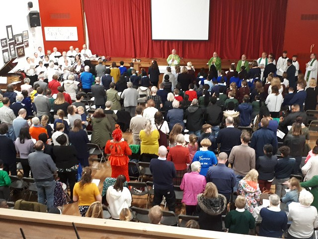 Diocesan Celebration Day - Oct 2018