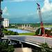 Ashley River, Charleston, SC, USA