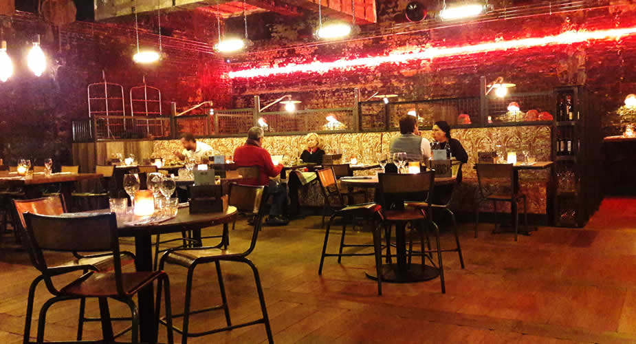 Uit eten in Antwerpen, Black Smoke | Mooistestedentrips.nl