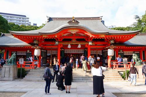 2018.10.27 生田神社