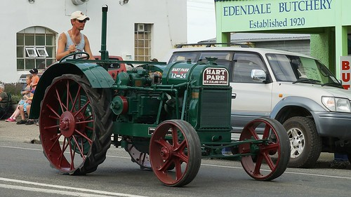 Hart Parr 12-24 New Zealand Special Tractor.