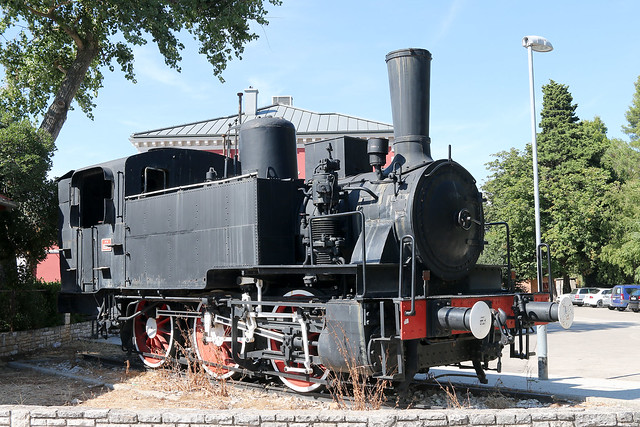 Old steam locomotive, Canon EOS 70D, Canon EF-S 24mm f/2.8 STM