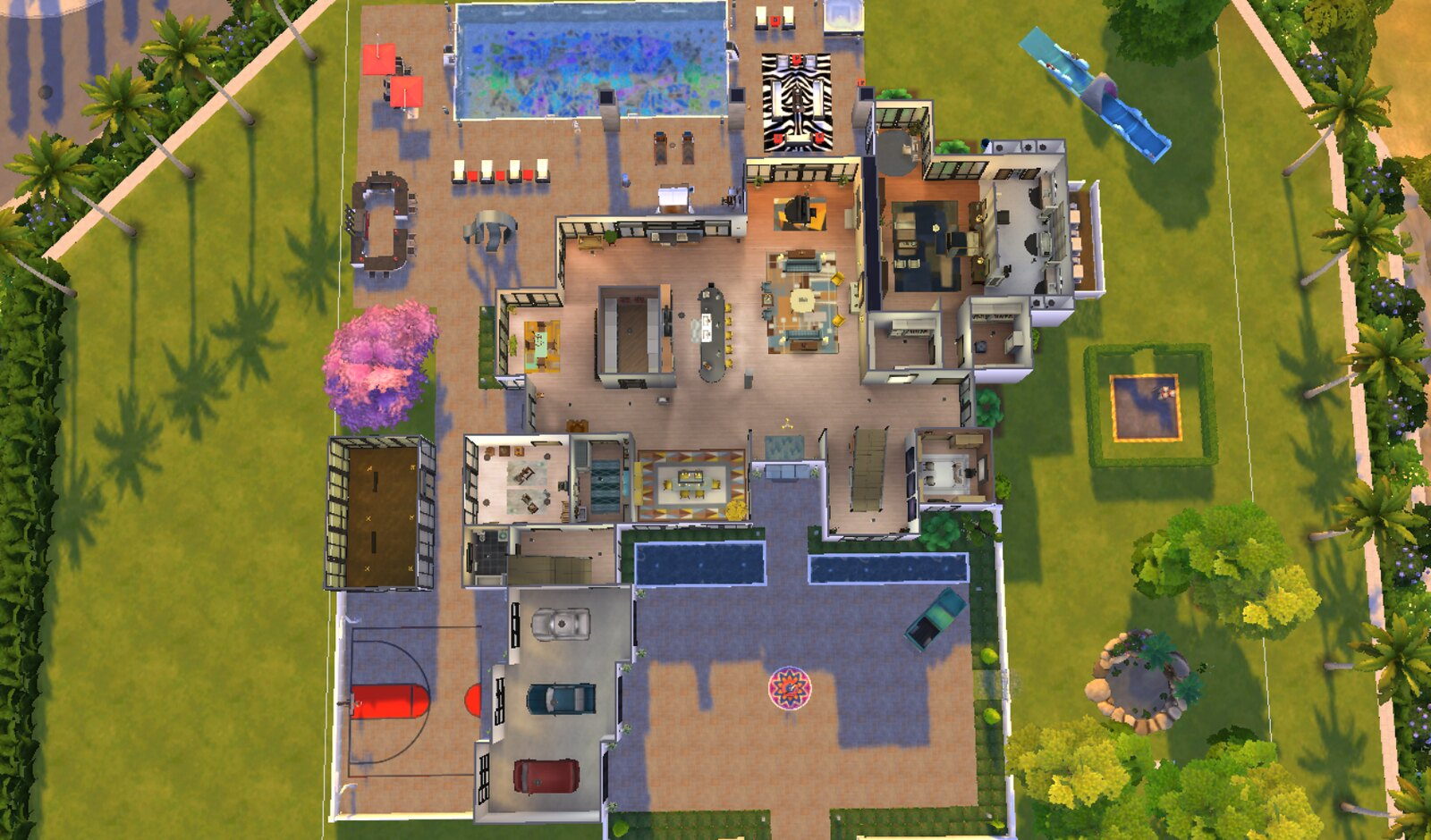 Pinnacle Peak w/pictures — The Sims Forums