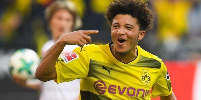 Dortmund membantah klausul rilis Sancho