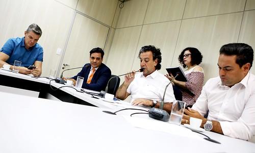 Reunião Extraordinária - Comissão Parlamentar de Inquérito: Mineração na Serra do Curral