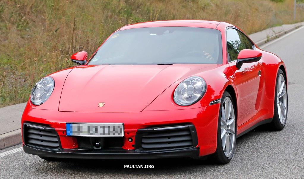 Porsche-992-spied-red-2