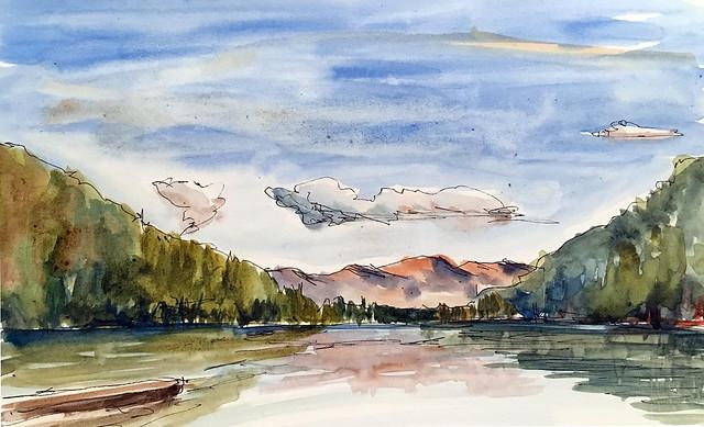 181021 Fallen Leaf Lake