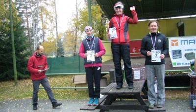 Trailový Vyking maraton vyhráli Krakovič a Procházková