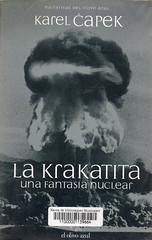 Karel Capek, La krakatita