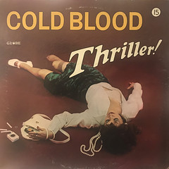 COLD BLOOD:THRILLER!(JACKET A)