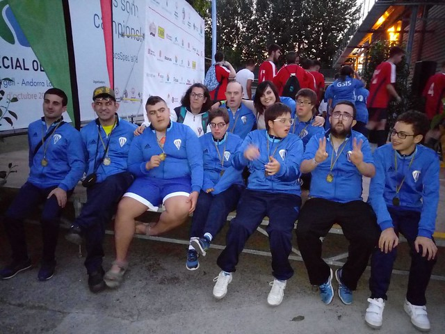 Special Olympics 2018 d'Andorra