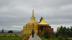 Datsan Rinpoche Bagsha