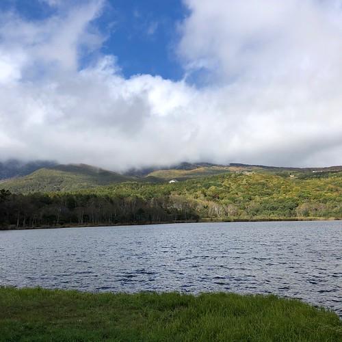 2018年10月のバラギ湖