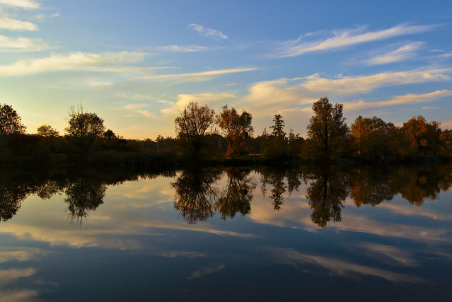 Reflection on the River 2