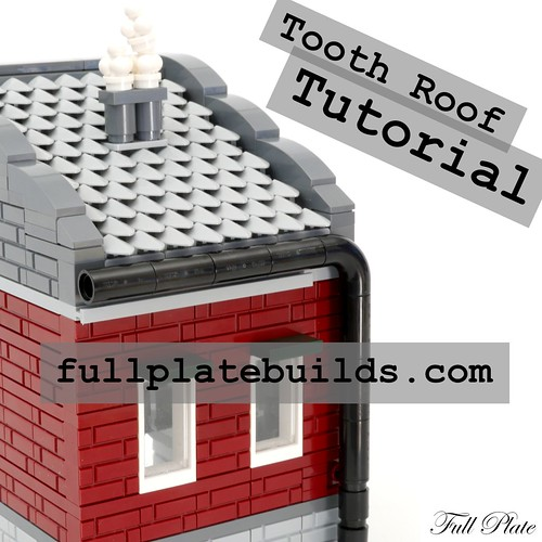 Tooth Roof Tutorial