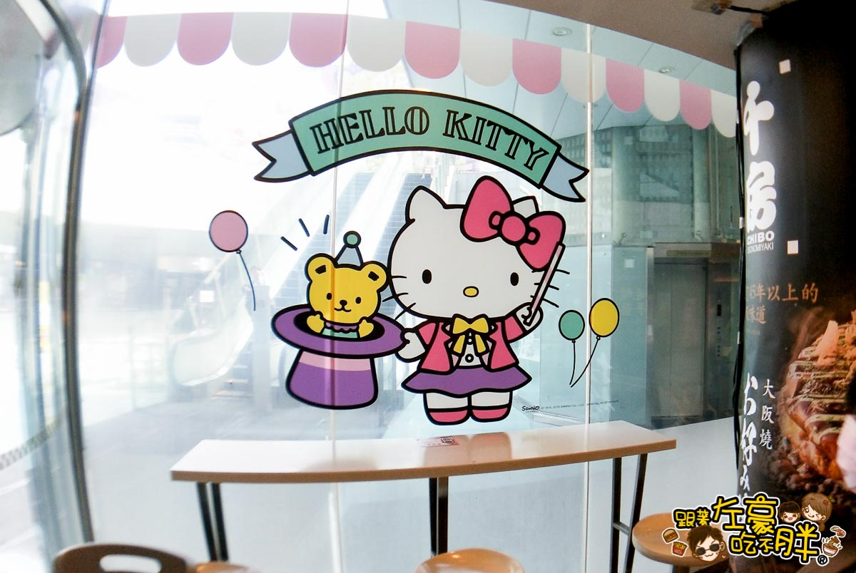 漢神巨蛋HELLO KITTY-1