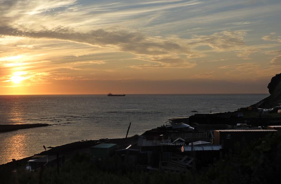 Тихоокеанский рассвет, или утро №32 дальний восток