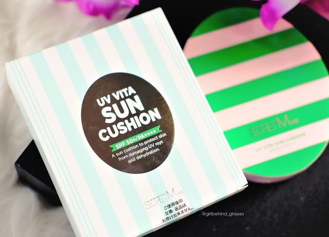 Secret Muse UV Vita Sun Cushion SPF50