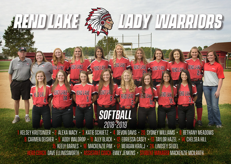 RLC Softball 2018-19