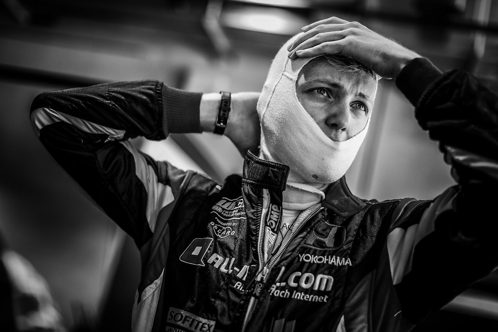 EHRLACHER Yann, (fra), Honda Civic TCR team ALL-INKL.COM Munnich Motorsport, portrait, during the 2018 FIA WTCR World Touring Car cup of China, at Ningbo  from September 28 to 30 - Photo Marc de Mattia / DPPI