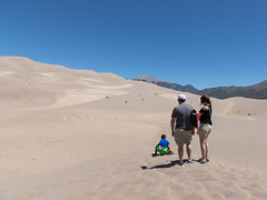 Great Fun at Great Sand Dunes
