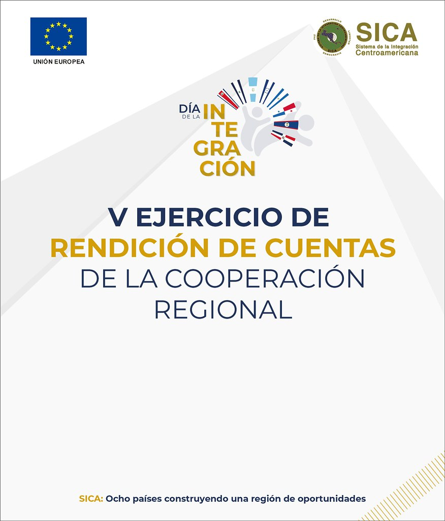 V Ejercicio de Rendición de Cuentas de la Cooperación Regional