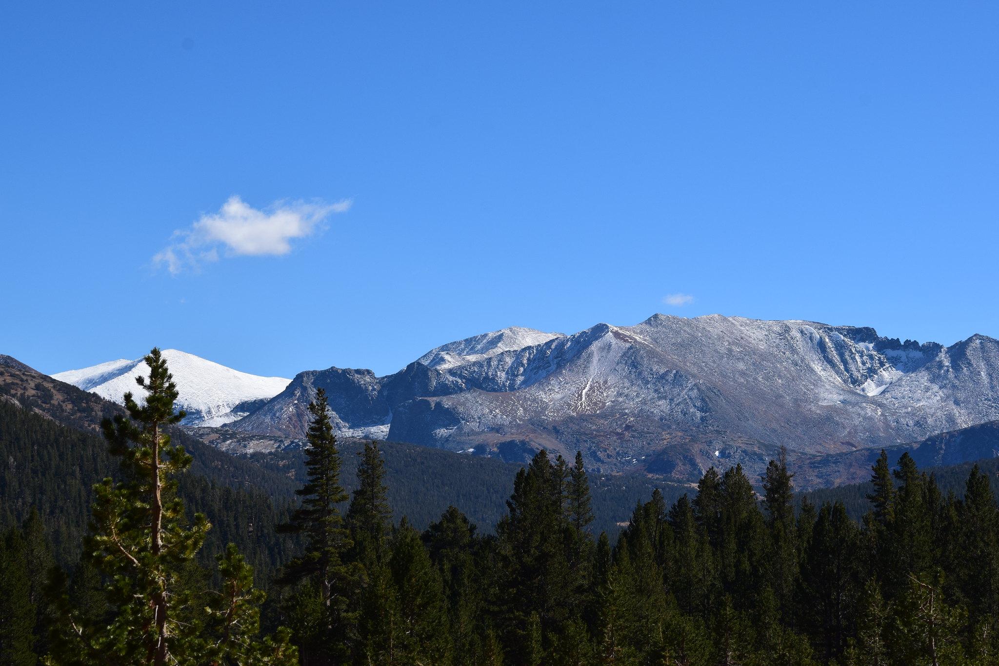 Yosemite NP Tiogo Pass