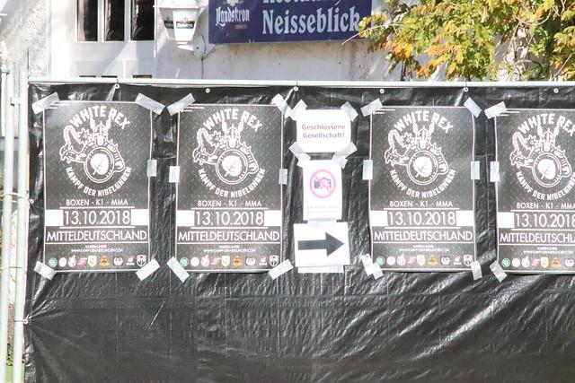 """""""Kampf der Nibelungen"""" am 13.10.2018 in Ostritz"""