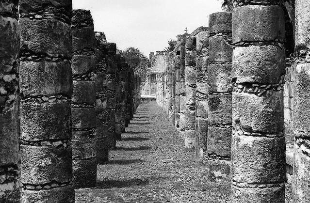 Chichen Itzá (Nikon FE julio 18 (3)033)