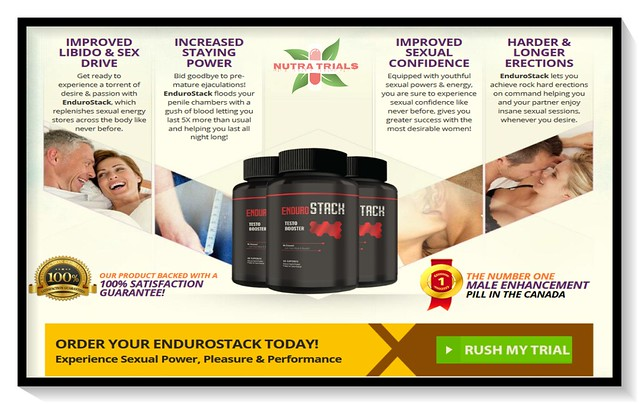 Enduro Stack Male Enhancement Reviews - Read Benefits!