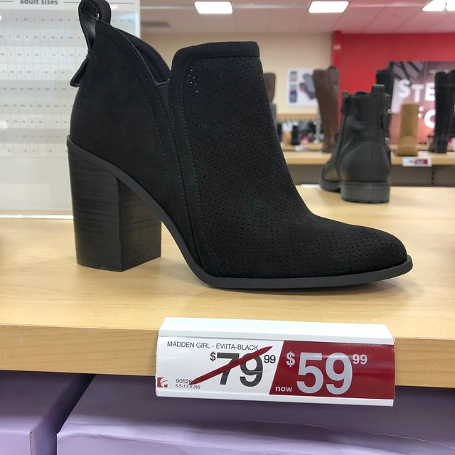 Madden Girl Women's Eviita Booties
