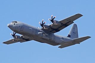 Canadian Air Force Lockheed CC-130J-30 Hercules 130611 YQQ 06-09-18