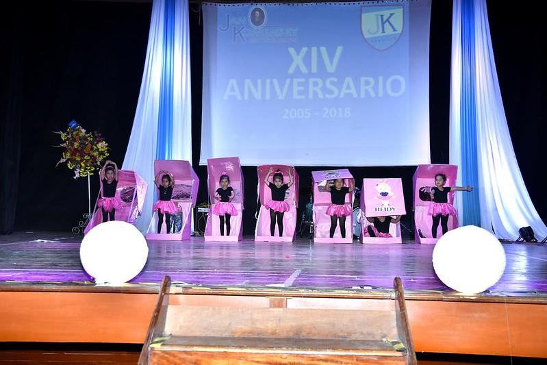 XIV Aniversario - Teatro municipal (2018)