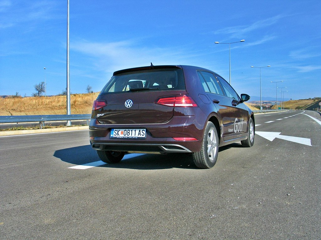 Volkswagen Golf 1.6 TDI Test 2