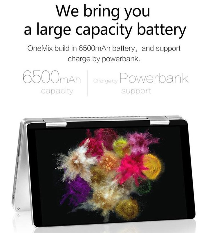 One Netbook One Mix 2 (16)