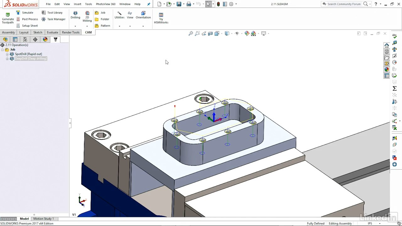 Practice during learning with G-Code Programming for CNC videos