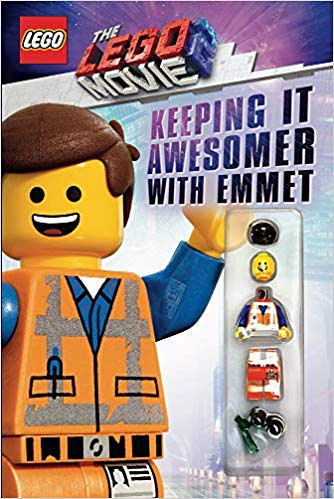 The LEGO Movie 2 Keeping it Awesomer z figurką Emmeta