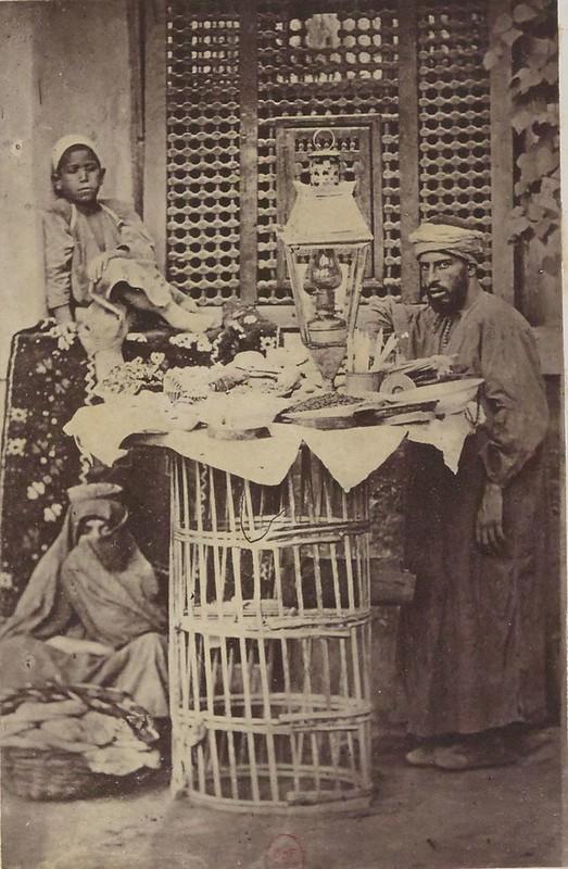 1860-1870-е. Типы жителей Египта