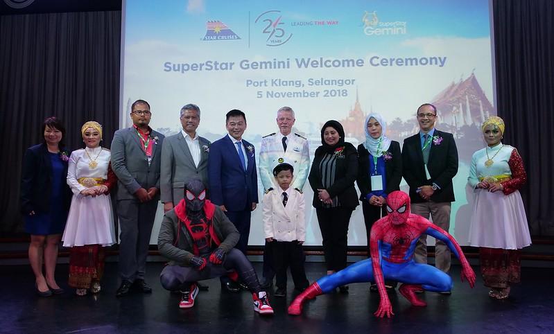 Jom Belayar Bersama Star Cruises Atas Kapal SuperStar Gemini
