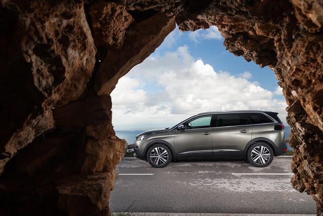 Comprar Peugeot 5008
