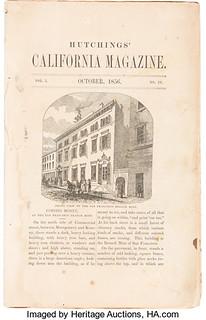 Hutchings California Magazine v1n4