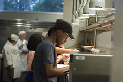 COD Community College Initiative Program Participants Cook, Learn Together 41