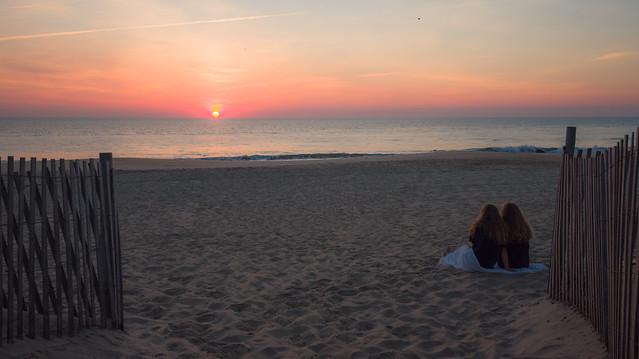 Sisters at Sunrise (Explored 10/4/2018), Nikon D3400, Sigma 24mm F1.8 EX DG Aspherical Macro