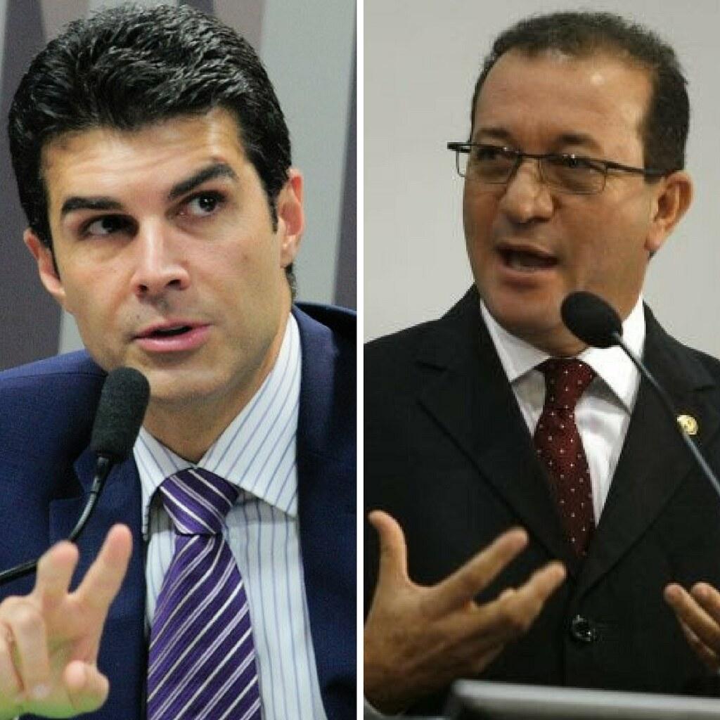 Helder e Márcio Miranda disputarão o 2º turno no Pará; Ibope errou pesquisa, Helder e Márcio