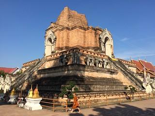 Chiang Mai, Wat Chedi Luang