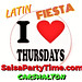 🔥 Sizzling #Salsa #Lessons 💋 #Beautiful #Bachata #Classes 🎉 #Party #Partytime 📌 #Thursdays @cafc_therobins⚽ with SalsaPartyTime.com