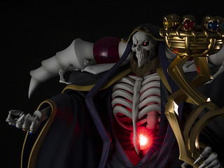F:NEX Exclusive《Overlord》Ainz Ooal Gown 1/7 Scale Figure