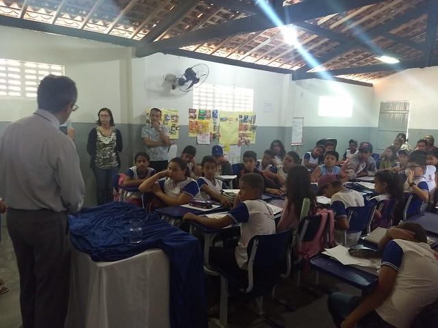 Educação Contra a Corrupção e a Sonegação - Garanhuns 16/10/2018